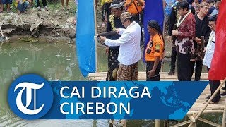 PDIP Kunjungi Gelar Cai Diraga Cirebon, Bukti Komitmen Dukung Perkembangan Budaya Lokal