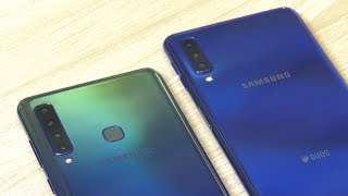 Samsung launches Galaxy A9 and A7 smartphones