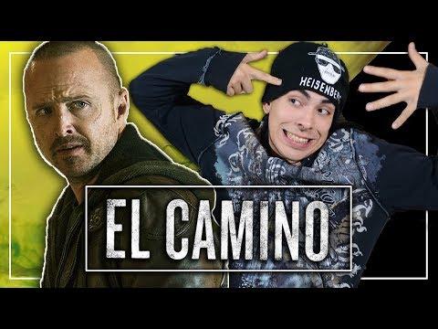 Critica / Review: El Camino: Una película de Breaking Bad