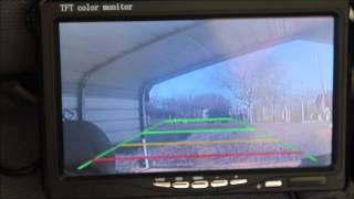 Garmin BC 30 back up camera review