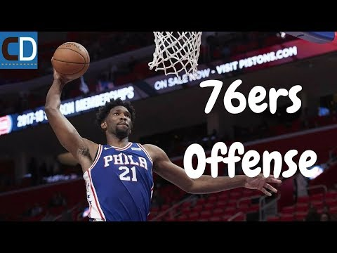 The 76ers Offense: The Potential & The Problems