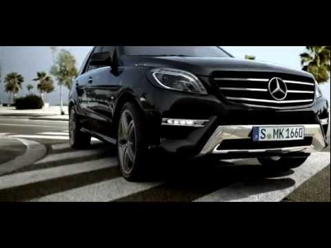 2013 Mercedes-Benz M-Class. Unmistakable beauty.