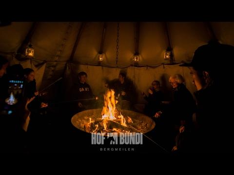 Hof im Bundi Bergmeilen ``Forstarbeiten und Brennholzhandel`` der Film