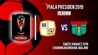 Video Live Streaming Piala Presiden 2019 Barito Putera Vs Persita Tangerang, Sabtu Pukul 15.30 WIB