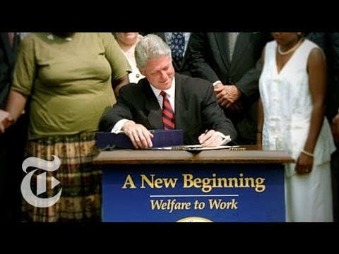 Welfare and the Politics of Poverty | Retro Report | The New York Times