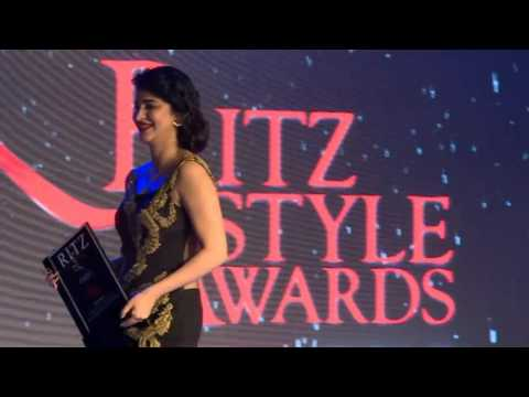 Shruti Haasan - Audi RITZ Style Awards 2016