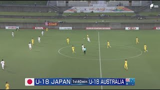 SBS CUP International Youth Soccer 2018 DAY1 (2nd)