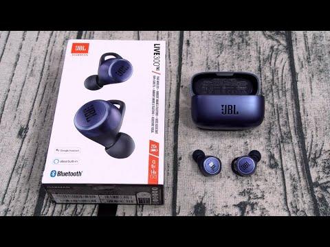 External Review Video Y9mcm4tSq7Y for JBL LIVE 300TWS True Wireless In-Ear Headphones