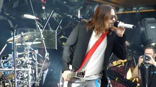 30 SECONDS TO MARS  Conquistador LIVE@ ZITADELLE BERLIN 06-06-2013