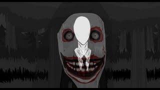 SLENDER MAN VS JEFF THE KILLER (ANIMACION HD CC)