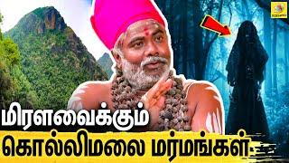 கொல்லிப்பாவை - யாரால் எங்கு காண முடியும்..? | Dr Kabilan Interview about Kollimalai | Irandam Ulagam