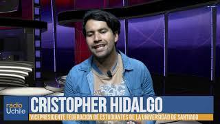 Cristopher Hidalgo: La PSU no es una prueba que seleccione a los mejores talentos