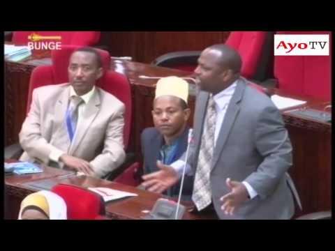 'Moja ya viongozi madikteta nchini ni pamoja na Mbowe'-Mbunge Lusinde