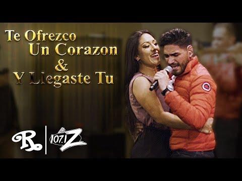 Te Ofrezco Un Corazon & Y Llegaste Tu (En Vivo) - Banda El Recodo De Cruz Lizárraga