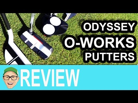 Odyssey O-Works Putters