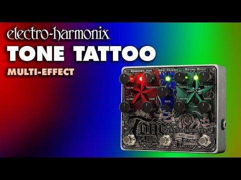 ELECTRO HARMONIX Tone Tattoo Kytarový multiefekt