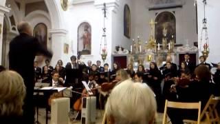 Ave Verum Corpus - Orchestra Bottega Tartiniana e Coro Iris Ensemble