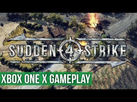 Quick Look - Sudden Strike 4 - European Battlefields Edition - Xbox One X Gameplay / Preview