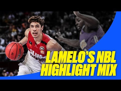 LaMelo Ball Looks NBA-Ready During NBL Season | Highlight Mix