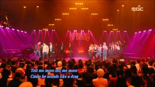 Grease The Musical Broadway Cast - Summer nights, 뮤지컬 그리스 브로드웨이팀 - Summer n
