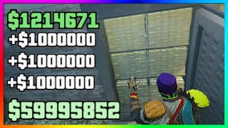 TOP *THREE* Best Ways To Make MONEY In GTA 5 Online   NEW Solo Easy Unlimited Money Guide/Method