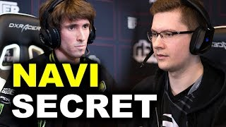 NAVI vs SECRET - TECHIES IS BACK! - EPICENTER MAJOR DOTA 2