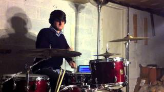 """Drum Cover: """"In The Water I Am Beautiful"""" - City and Colour"""