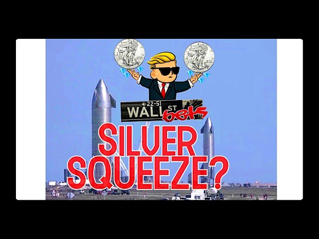 Is a WallStreetBets Silver Squeeze Possible?