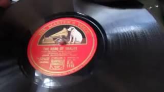 The Rose of Tralee - John McCormack - Tenor - 78 rpm