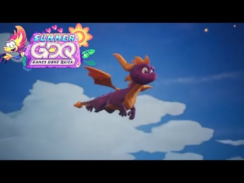Spyro Reignited Trilogy: Spyro the Dragon by ChrisLBC in 48:19 - SGDQ2019