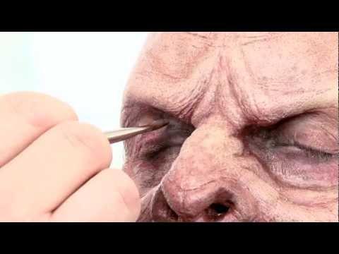 Special FX Makeup Tutorial - Foam Latex Prosthetic Application