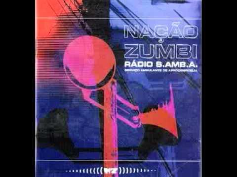 Música Antromangue - Brasília