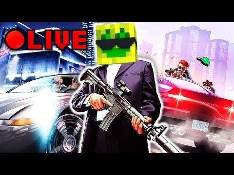 UFOS!! AUTOS!! ACTION!! - GTA 5 ONLINE