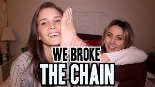 We Broke The Chain - Video Youtube