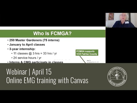 Online EMG training with Canvas | Webinar April 15, 2021 - YouTube