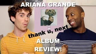 Ariana Grande - thank u, next - Album Review!