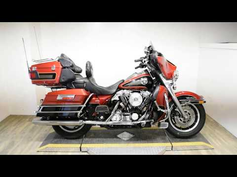 1998 Harley-Davidson ULTRA CLASSIC in Wauconda, Illinois - Video 1