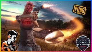 PUBG MOBILE LIVE   Subscriber Games & Custom Rooms   Subscribe & Join Me
