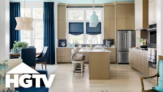 HGTV Dream Home 2020 - Designing for an Open-Concept Space