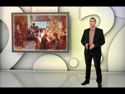 D'où vient la tradition du sapin de Noël ?