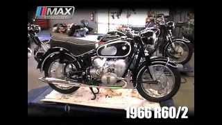 MAX BMW - R60/2 Restoration