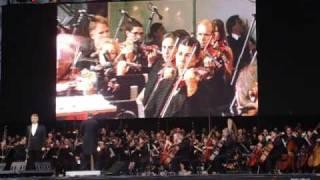 Mamma, Son Tanto Felice - Andrea Bocelli & Orquestra -  São Paulo - Brasil  (parte 02/05)
