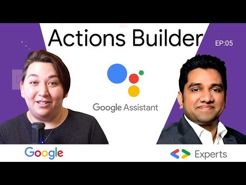 Create An Action For The Google Assistant With Actions Builder ...