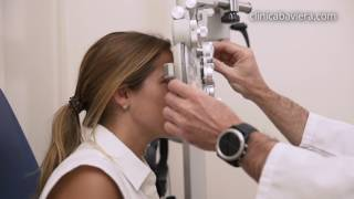 Paciente de cirugía láser: Pilar Pascual | Clínica Baviera