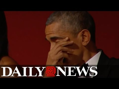 Aretha Franklin Brings President Obama To Tears Mp3
