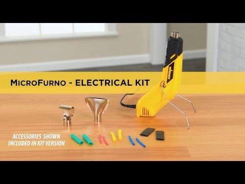 FURNO Micro Electrical Heat Gun Kit Video