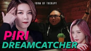 "Producer Reacts to Dreamcatcher ""PIRI"""