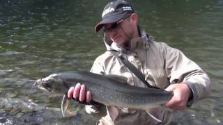 На рыбалку с нахлыстом свитч род