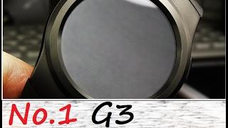 Smartwatch No.1 G3 - Kompakt - Vielseitig - Geil - Review - Deutsch