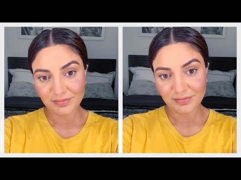 How to apply foundation. Tutorial in Punjabi